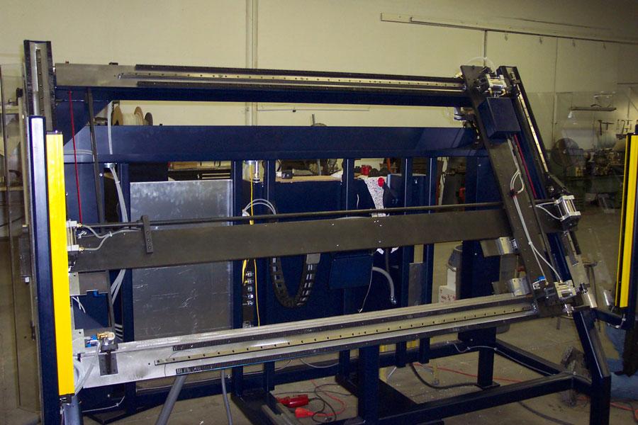 Custom frame Assembly fixture