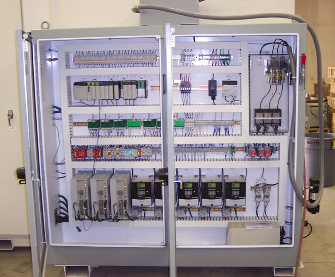 UL508A, In-house panel design, build, programming, Industrial control panels