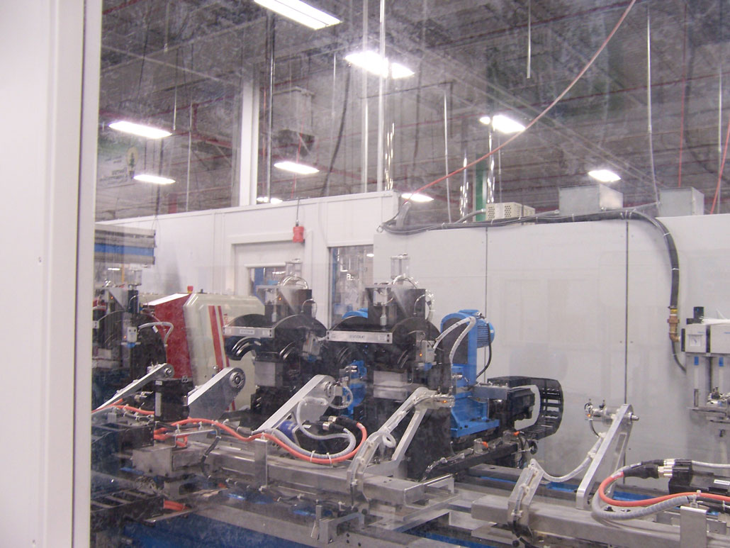 Part fabrication machine, multi-function motion controlled