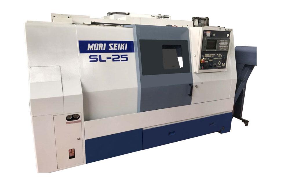 Mori Seiki SL-25 CNC Turning Center / Lathe