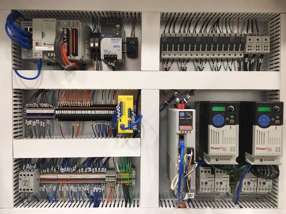 UL508A panel